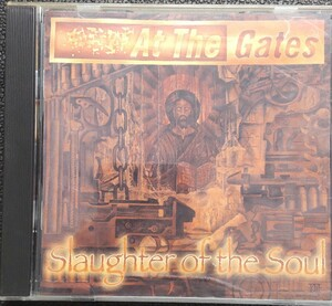 AT THE GATES 輸入盤