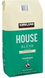 カークランドハウスブランドコーヒー 1.13kg