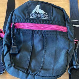 グレゴリー GREGORY 旧ロゴ USA製 ショルダーバッグ ショルダーポーチ