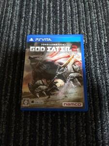 PS Vita ゴッドイーター2