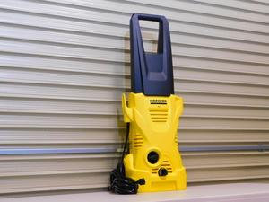 高圧洗浄K2本体のみ KARCHER(ケルヒャー)品番:1.602-218.0 本体側カップリング付