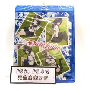 【送料無料】 新品 フォトカノ Blu-ray 北米版ブルーレイ