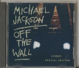 [100521]中古CD◆Off The Wall - Special Expanded Edition オフ・ザ・ウォール◆Michael Jackson◆マイケル・ジャクソン◆コレクターズ