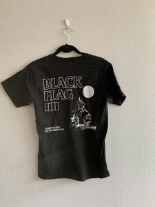 BLACK FLAG Tシャツ SSTレコードオリジナル Sサイズ