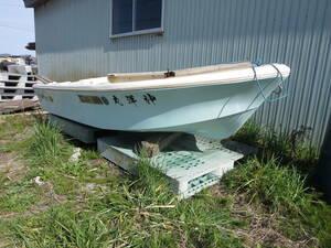 ヤマハ 貴重品 Y-320 ポケぽっくる Lite 2ps対応艇免許いらず &検査取れます。
