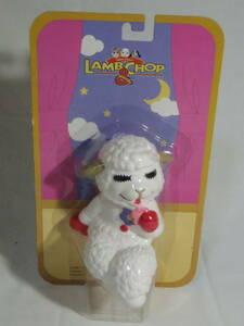 レア ビンテージ LAMB CHOP LAMBCHOP ラムチョップ アメコミ アドバタイジング キャラクター フィギュア ドール ソフビ 人形 笛入り