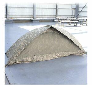 実物 USED 米軍 UNIVERSAL IMPROVED コンバットシェルター テント 軍物テント