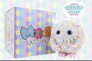 Instinctoy Artist Edition Monster Fluffy by Horrible Adorables フラッフィ インスティンクトイ