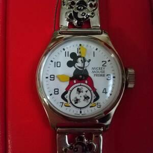 PEDRE ミッキーマウス 腕時計 赤