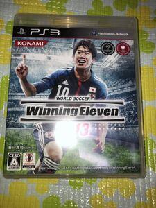 ★ワールドサッカー ウイニングイレブン 2013 PS3★170