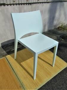 【愛知店舗】■BONTEMPI CASA■ボンテンピ カーサ AQUA チェア 水色 イタリア ダイニング/会議/ガーデンファニチャー 椅子