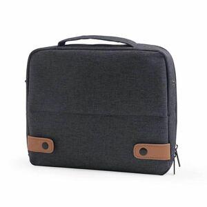 収納バッグ インバッグ 小分け収納 ポーチ 立てる 大容量 多機能 軽量 ブルー