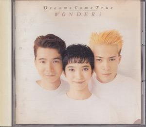 DREAMS COME TRUE / ドリームズ・カム・トゥルー / WONDER 3 /中古CD!!46734