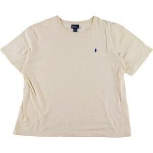 ラルフローレン Ralph Lauren POLO by Ralph Lauren ワンポイントロゴTシャツ メンズXL /eaa157078