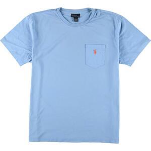ラルフローレン Ralph Lauren POLO by Ralph Lauren ワンポイントロゴポケットTシャツ メンズL /eaa157166
