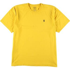 ラルフローレン Ralph Lauren POLO RALPH LAUREN 半袖 ワンポイントロゴTシャツ メンズXL /eaa159740