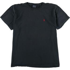 ラルフローレン Ralph Lauren POLO by Ralph Lauren 半袖 ワンポイントロゴTシャツ メンズXL /eaa159746