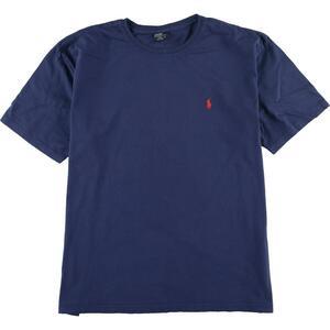ラルフローレン Ralph Lauren POLO by Ralph Lauren 半袖 ワンポイントロゴTシャツ メンズXL /eaa159749