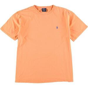 ラルフローレン Ralph Lauren POLO by Ralph Lauren 半袖 ワンポイントロゴTシャツ メンズL /eaa160249