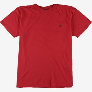 ラルフローレン Ralph Lauren POLO by Ralph Lauren 半袖 ワンポイントロゴTシャツ メンズM /eaa163096