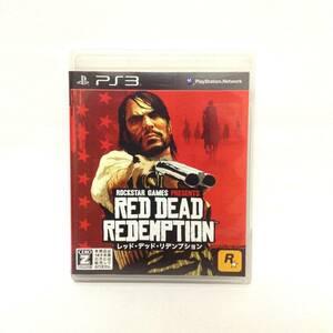 レッドデッドリデンプション PS3 家庭用ゲームソフト 匿名配送