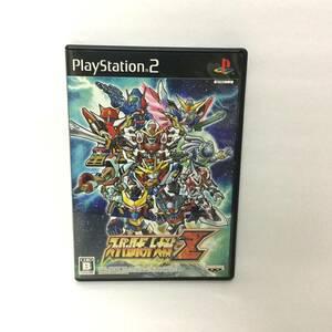 スーパーロボット大戦Z PS2 スパロボ シュミレーション 匿名配送