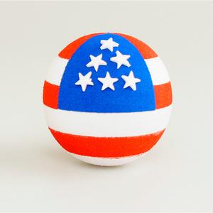 アメリカン フラッグ ツーサイド アンテナボール アンテナトッパー 車 目印 カスタム USA アメリカ 国旗 アメ車 定形外