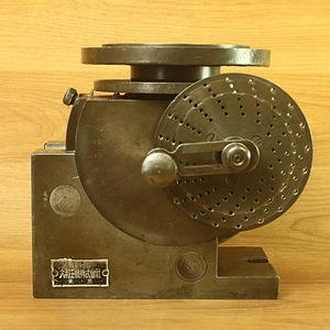 訳アリ)大和工機/NEWS●φ165 インデックステーブル 割出盤 割出台 傾斜テーブル