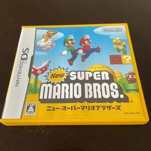 《値下げ》Newスーパーマリオブラザーズ DSソフト