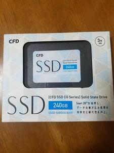 CFD販売  SSD240GB