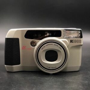 EJ0507-4-22 RICOH リコー MYPORT 330SF AF MULTI 7 ZONE f 38-130mm フィルムカメラ コンパクトカメラ 動作確認済 60サイズ
