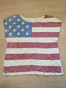 MOUSSY マウジー Tシャツ フリーサイズ