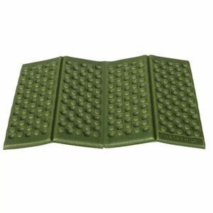 キャンプマット(緑/黒) 39cm/27.5cm