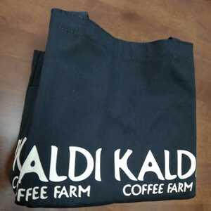 カルディ KALDI ハンドバッグ  黒 2020 コーヒー 福袋