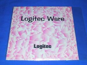 P099f Logitec Ware ディスクフォーマッタ・バックアップツールMediaKeeper未開封品 Windows95/NT4.0対応