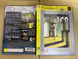 中古PS2ソフト ICO PlayStation2 the Best y154
