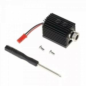 ◇新品◇ レーザーヘッド 1000mw 405nm レーザー彫刻機 加工機 レーザーモジュール レーザーユニット