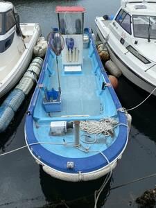 ヤマハ和船26ft