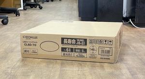 新品!! 未開封品!! IRIS OHYAMA/アイリスオーヤマ LEDシーリングライト CL6D-TO 調光10段階調節 昼光色 ~6畳用 薄型タイプ 3,300lm