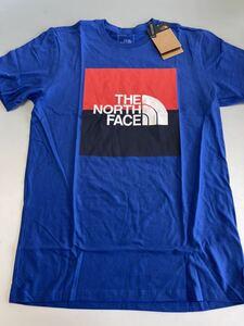 海外モデル THE NORTH FACE ノースフェイス USA BOX TEE ボックス Tシャツ アウトドア キャンプ