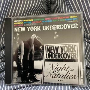 NEW YORK UNDERCOVER 112 K-ci&jo jo Mary j 世界中で手に入らない激レア盤