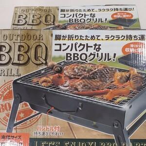 OUTDOOR BBQ GRLL.バーベキューグリル、2点セット セール中