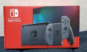 ニンテンドースイッチ グレー Nintendo Switch