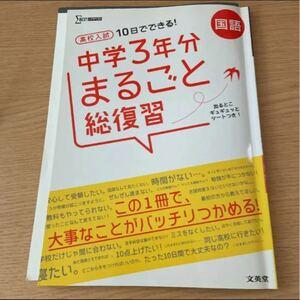 高校入試10日でできる!中学3年分まるごと総復習国語