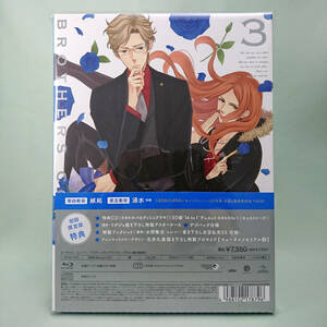 Blu-ray / BROTHERS CONFLICT 第三巻 初回限定版 (帯付き)ブラザーズ コンフリクト 第3巻