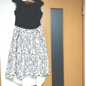 ドレス 花柄 ワンピース