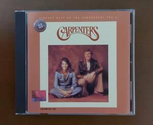 CD カーペンターズ ベスト 2枚セット 中国盤