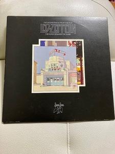 ★送料込み!値下げ Led Zeppelinレッド・ツェッペリン:『永遠の詩 ~・ライヴ!』サウンドトラック 帯なし ライナー付き