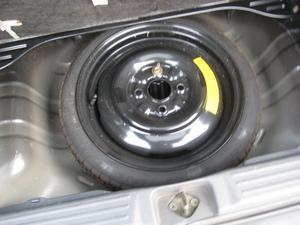 【55522-1982】MC22S ワゴンR スペアタイヤ T115/70D14  ( ZJ3 2002年 FTエアロ ターボ )