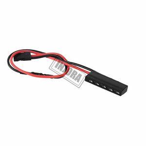 LEDブレーキ ライト停止ランプ  32mm RC  クローラー